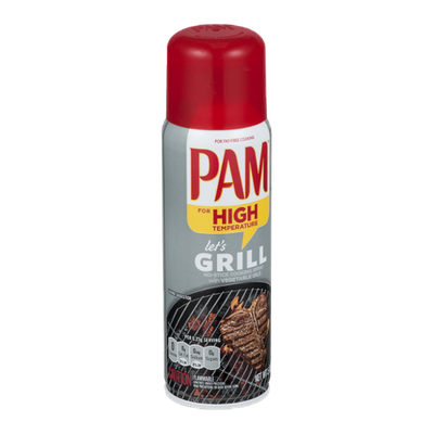 Pam No-Stick Cooking Spray Grilling