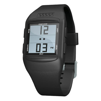 Cam Consumer Products, Inc. Pro 5 Mode Digital Scorekeeping Watch Black - L/XL