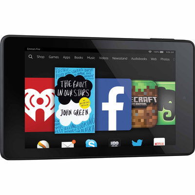 Kindle Fire HD6 8GB Tablet with Special Offers - Black