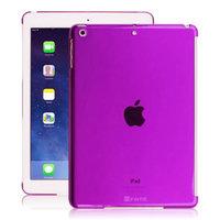 Fintie Hard Shell Back Case Smart Cover Partner for Apple iPad mini / iPad mini 2 with Retina Display, Crystal Purple