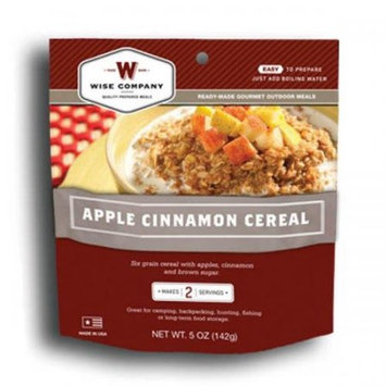 Wise Company 6 pk 12 serv - Outdoor Apple Cinnamon Cereal