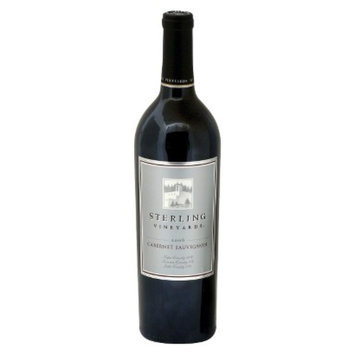 Sterling Vintners Sterling Vineyards Napa Valley Cabernet Sauvignon Wine 750 ml