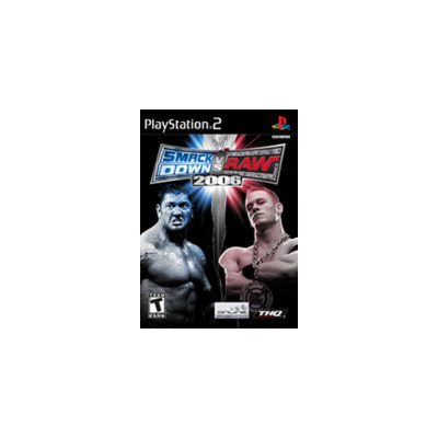 Yuke's WWE Smackdown vs Raw 2006