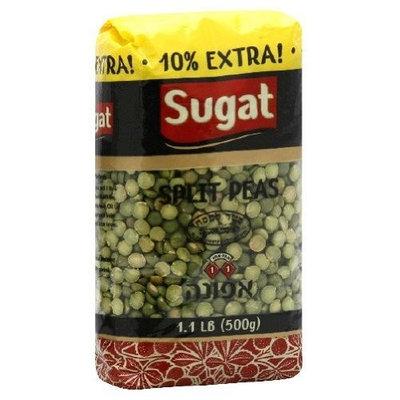 Sugat, Bean Split Pea, 17.6-Ounce (12 Pack) ( Value Bulk Multi-pack)