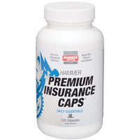 Hammer Nutrition Premium Insurance Caps One Color, One Size