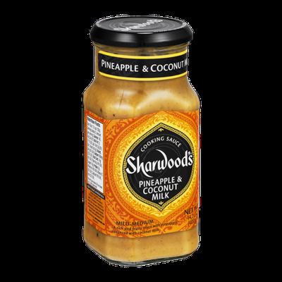 Sharwood's Cooking Sauce Pineapple & Coconut Milk