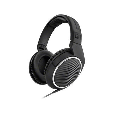 Sennheiser HD 461i Headset with Inline Mic and 3 Button Control - For iOS Devices (506775)