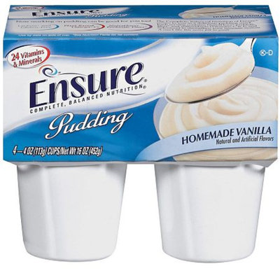 Ensure Nutritional Pudding