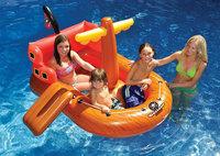 Swimline 90945 Galleon Raider Inflatable Pool Toy
