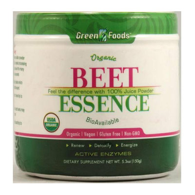 Green Foods Organic Beet Essence 5.3 oz