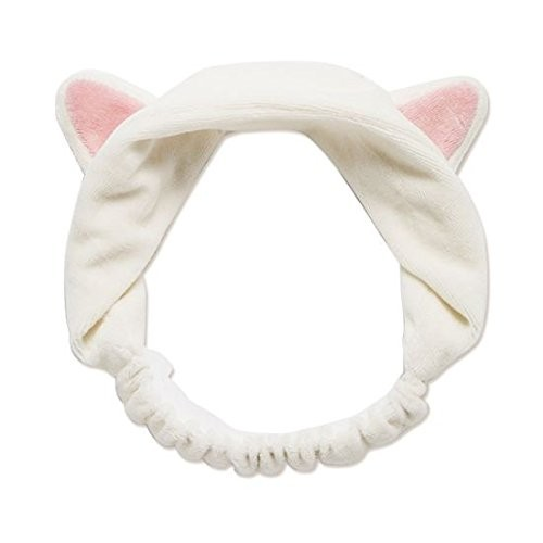 Etude House pioneer My Beauty Tool Lovely Cat's Ear Etti Hair Band [White]