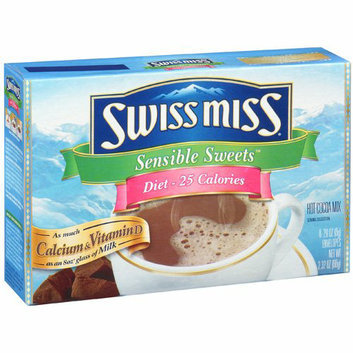 Swiss Miss Cocoa Diet 25 Calories