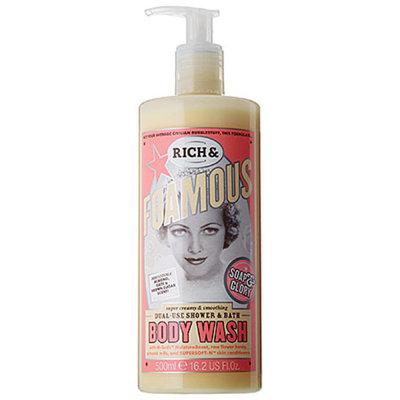 Soap & Glory Rich & Foamous(TM) Dual-Use Shower & Bath Body Wash 16.2 oz