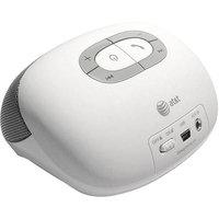 AT & T LoudSpeak'r Bluetooth Wireless Speakerphone, White