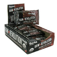 Raw Revolution Organic Live Food Bar Chocolate & Cashew