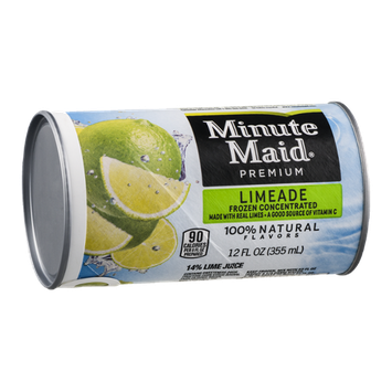Minute Maid Premium Limeade Frozen Concentrated Juice