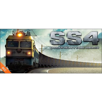 N3v Chinese Electric SS4 Locomotive Pack for Trainz Simulator 12 (Digital Code)