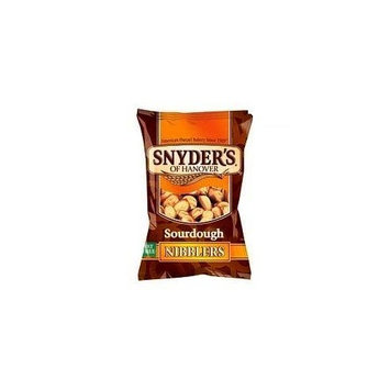 Snyders Snyder's Sourdough Nibblers 3.5 oz. (Pack of 8)
