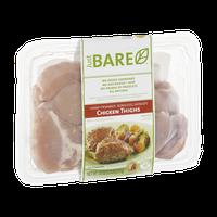 Just Bare Chicken Thighs