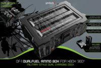Gioteck DF-1 DUALFUEL AMMO BOX for Xbox 360