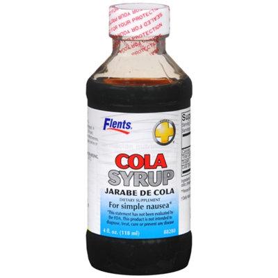 Flents Cola Syrup
