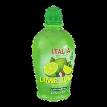 Italia Garden Italian Lime Juice