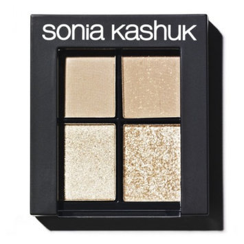Sonia Kashuk Monochrome Eye Quad - Textured Taupe 08