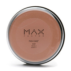 Max Factor Pan-Cake Water-Activated Makeup