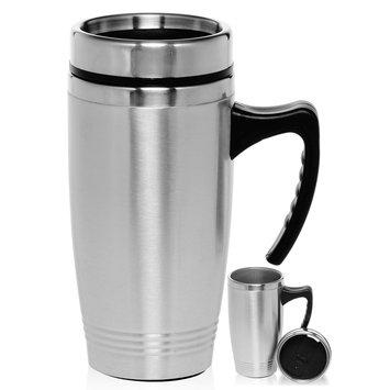 Natico Originals, Inc. Stainless Steel 16 oz. Travel Mug