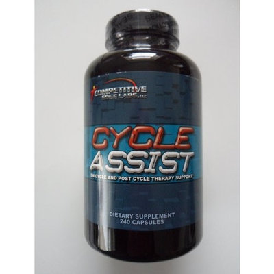 Competitive Edge Labs CEL CycleAssist 240 CApsules