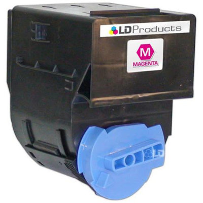 LD Compatible Magenta Laser Toner Cartridge for Canon 0454B003AA (GPR23)