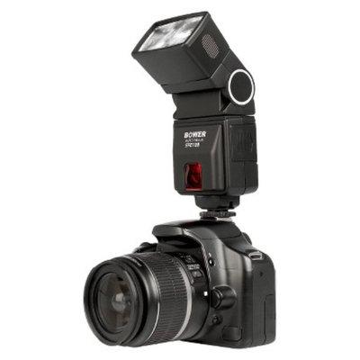 Energizer Bower Camera Flash Compatible with Canon EOS E-TTL I/II - Black