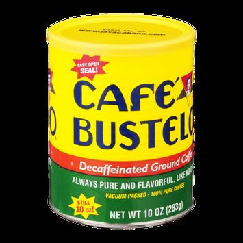 Cafe Bustelo Decaffeinated Ground Coffee