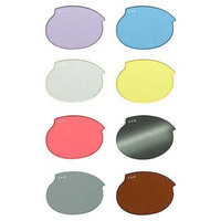 Doggles ILS Replacement Lenses Size: Medium, Color: Smoke Silver