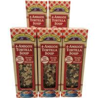 Generic Leonard Mountain 4 Amigos Tortilla Soup Mix, 6 oz, 5 count