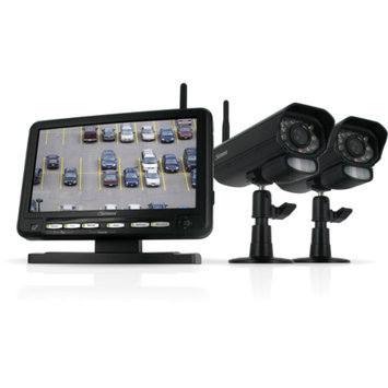 Defender Digital Wireless DVR Security System - 7