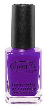 Color Club Poptastic Neons Nail Polish - Disco Dress