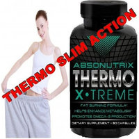 Absonutrix Thermo X.treme - Fat Burner with Xtreme Thermogenic Action