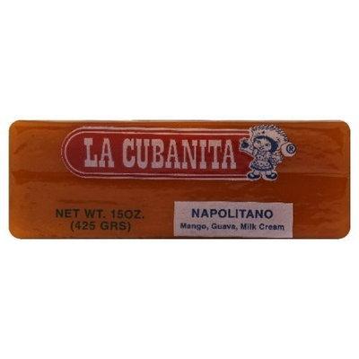 La Cubanita Mango Gauva Dulce De Leche, 15-Ounce (Pack of 6)