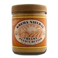 Krema Natural Creamy Peanut Butter - 16 oz