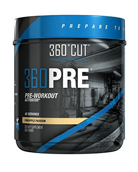 360Cut 360Pre Pineapple Passion - 40 Servings