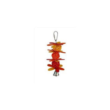 Caitec Corporation Caitec Bird Toy Whirly Chew