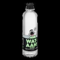 Wat-Aah! Energy Vapor Distilled Water! + Oxygen!