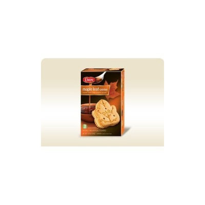 Dare, Cookie Maple Leaf Creme, 12.3 OZ (Pack of 2)