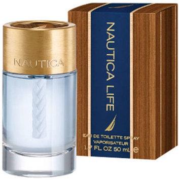 Nautica Life Eau de Toilette Spray, 1.7 fl oz