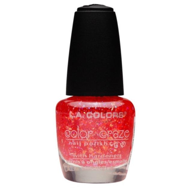 L.A. Colors Color Craze Nail Polish Reviews