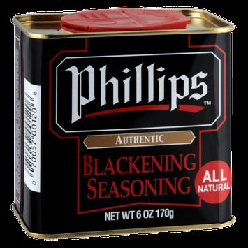 Phillips All Natural Authentic Blackening Seasoning