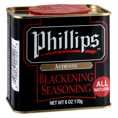 Phillips All Natural Authentic Blackening Seasoning