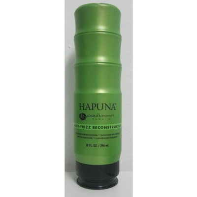 Paul Brown Hawaii Hapuna Anti-Frizz Reconstructor Hair Treatment, 10 Ounce