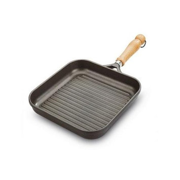 Range Kleen Berndes 9.5-in. Nonstick Tradition Grill Pan